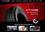 Athos Tyre Neue Website