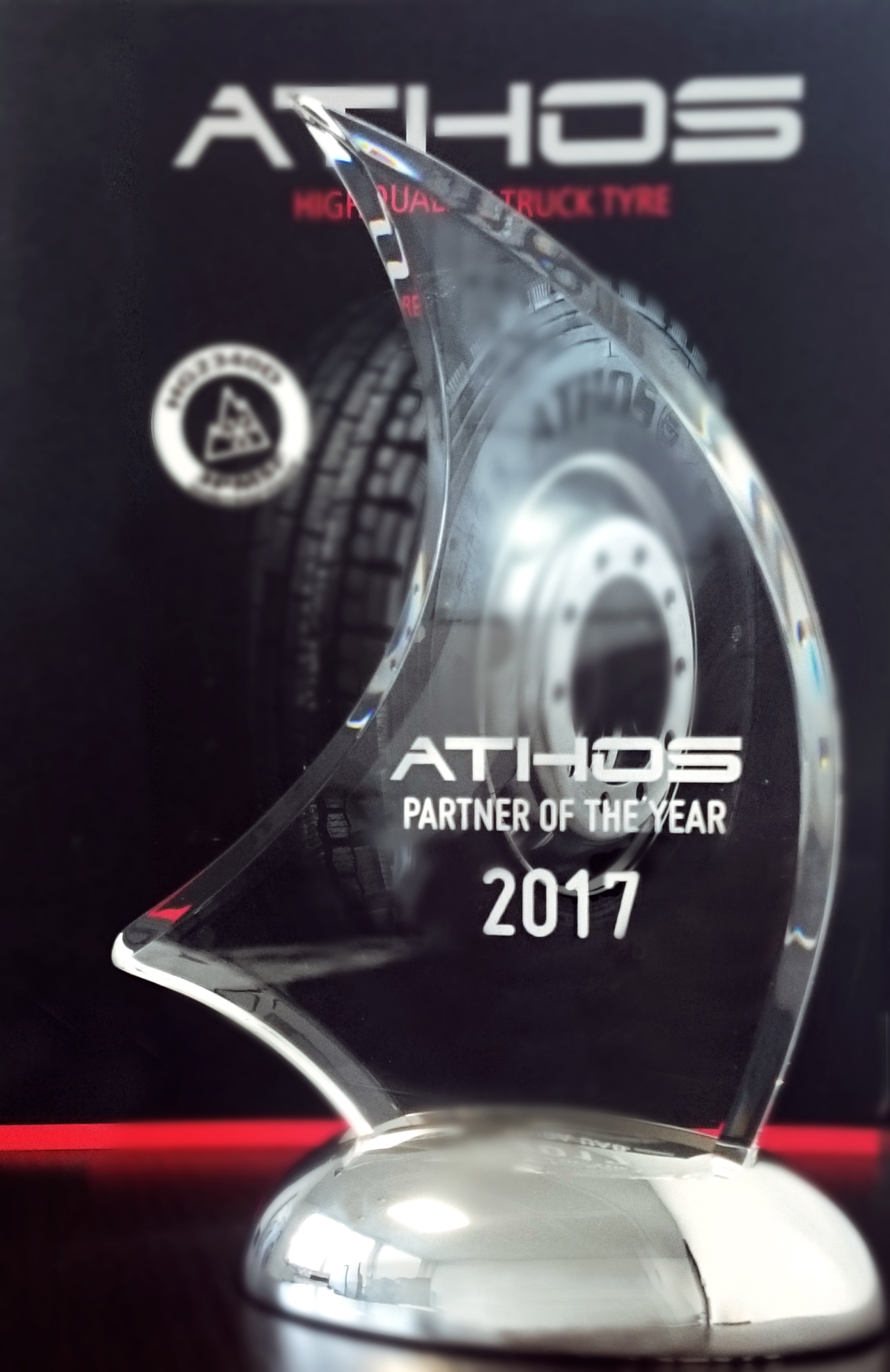 ATHOS Partner of the Year 2017